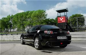Mazda RX-8 available with zero per cent finance | AA Cars