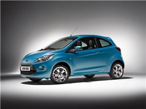 New Ford Ka Raises The Bar With Improved Residual Values