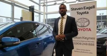 Lionel from Steven Eagell talks us through the 2013 Toyota Auris