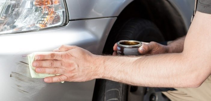 Dealing with minor dents and scratches
