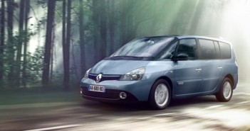 The 2013 Renault Espace has been given a facelift