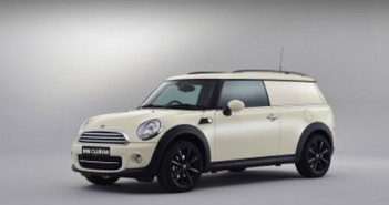 The new Mini Clubvan will go on sale in August
