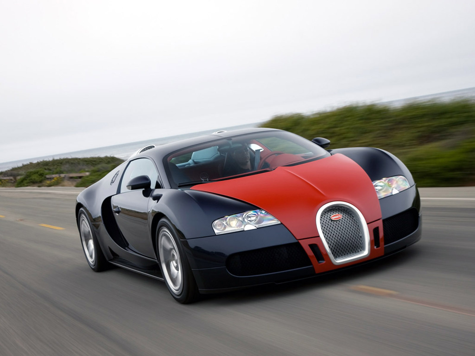 Bugatti Veyron on Show at Top Gear Live | AA Cars