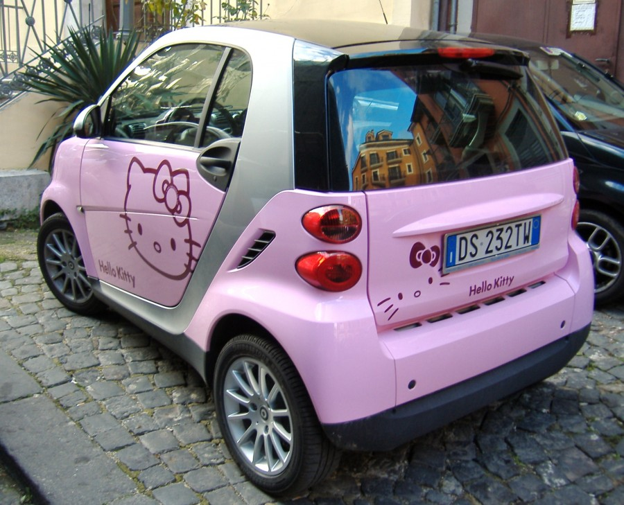 The Top Ten Girlie Cars Aa Cars