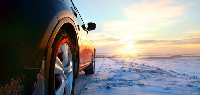 Car shows during the winter period