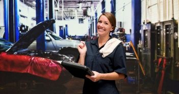 AA women in the auto industry