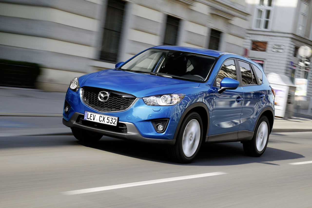 Mazda CX-5 - Top eco-SUV