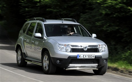 dacia the new romanian renault owned brand that s turning heads