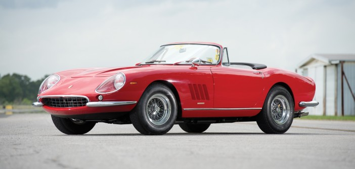 The £10m Plus Ferrari: Steve McQueen's Ferrari 275