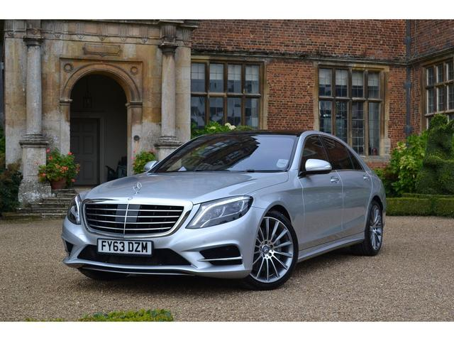 The 5 most extravagant luxury saloons available today aa for Most luxurious mercedes benz