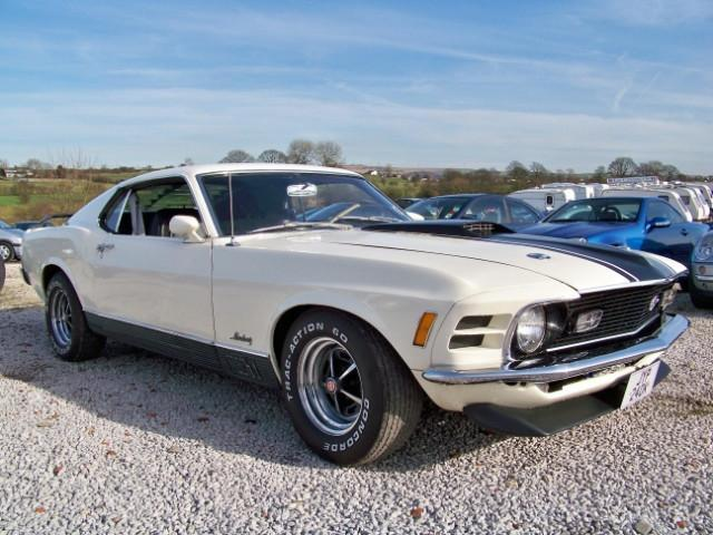 Mustang (1964 to Present)