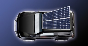Solar technology in the auto industry