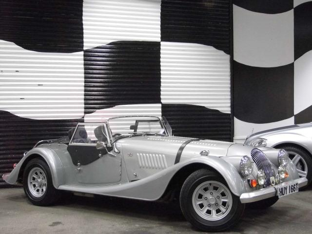 The Morgan Plus 8