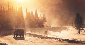 Top cars to take to the mountains this winter