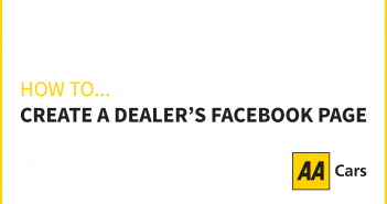 How to create a dealers Facebook page
