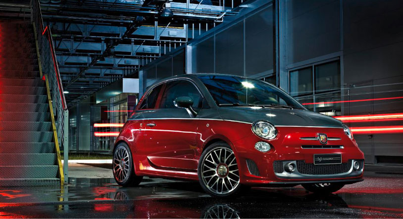 fiat 595 abarth first look aa cars. Black Bedroom Furniture Sets. Home Design Ideas