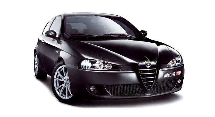 new alfa romeo 147 sport launches aa cars. Black Bedroom Furniture Sets. Home Design Ideas