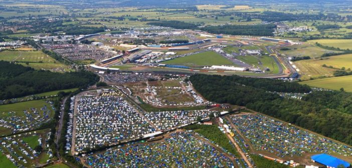 Summer competition: win a weekend at Silverstone Classic