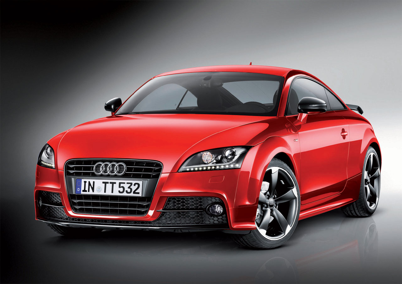 Audi Add Tt Competition Aa Cars