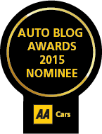 AA Cars' Auto Blog Awards 2015
