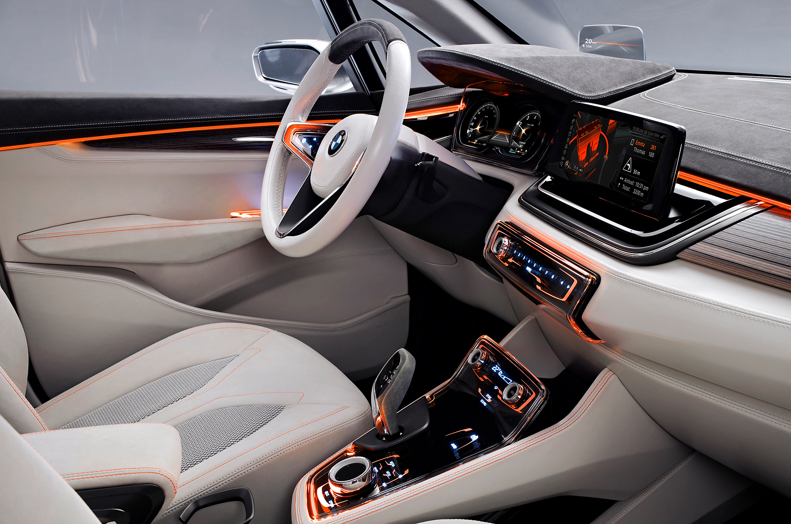 bmw concept active tourer first look aa cars. Black Bedroom Furniture Sets. Home Design Ideas
