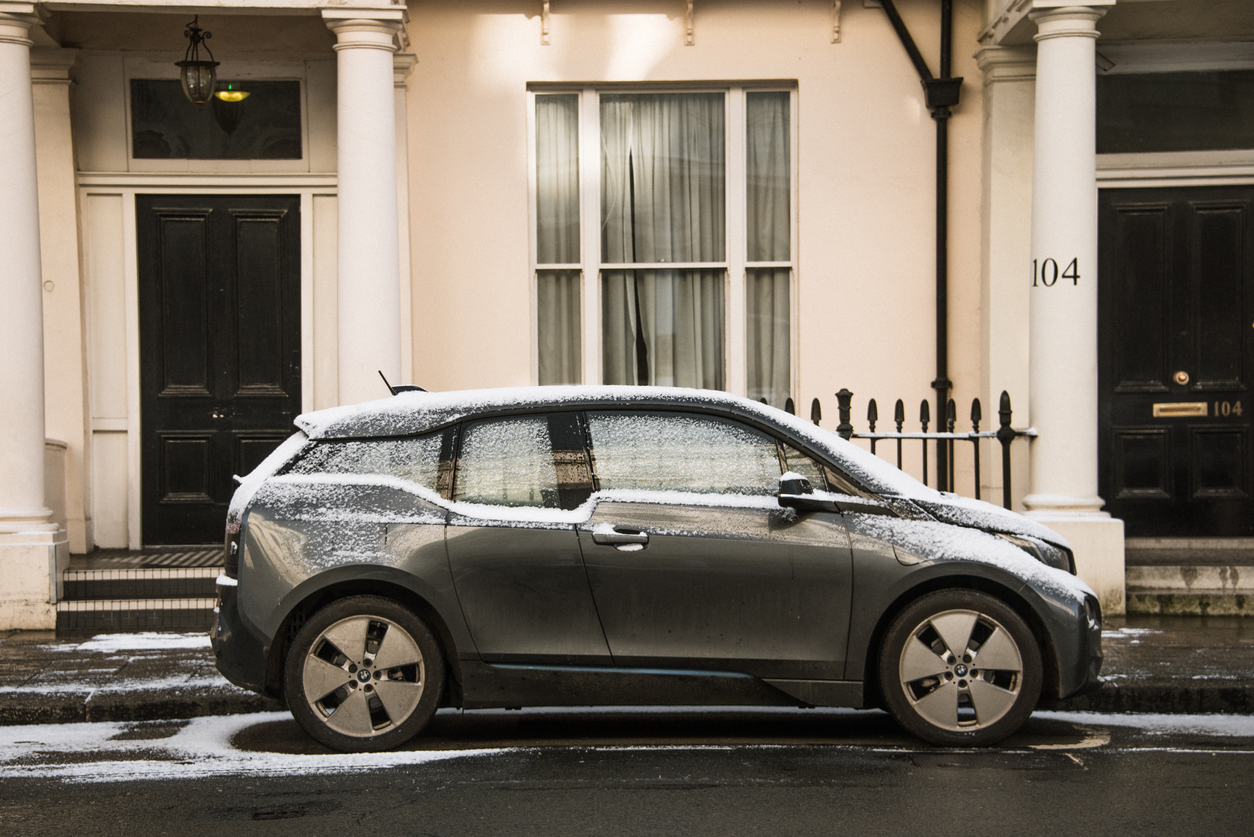 TheBMW i3brushes aside any worries you might have about driving electric cars for long distances