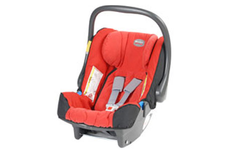Britax Baby Seat (Belted)