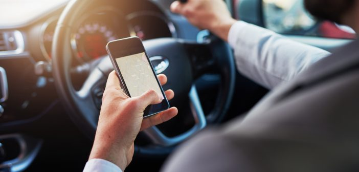 Technology to reduce driving distractions