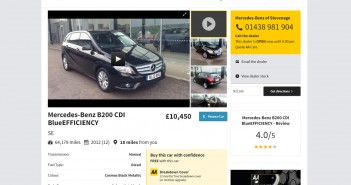 CitNOW videos on AA Cars