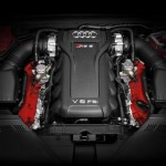 Audi RS5 2013 - Engine