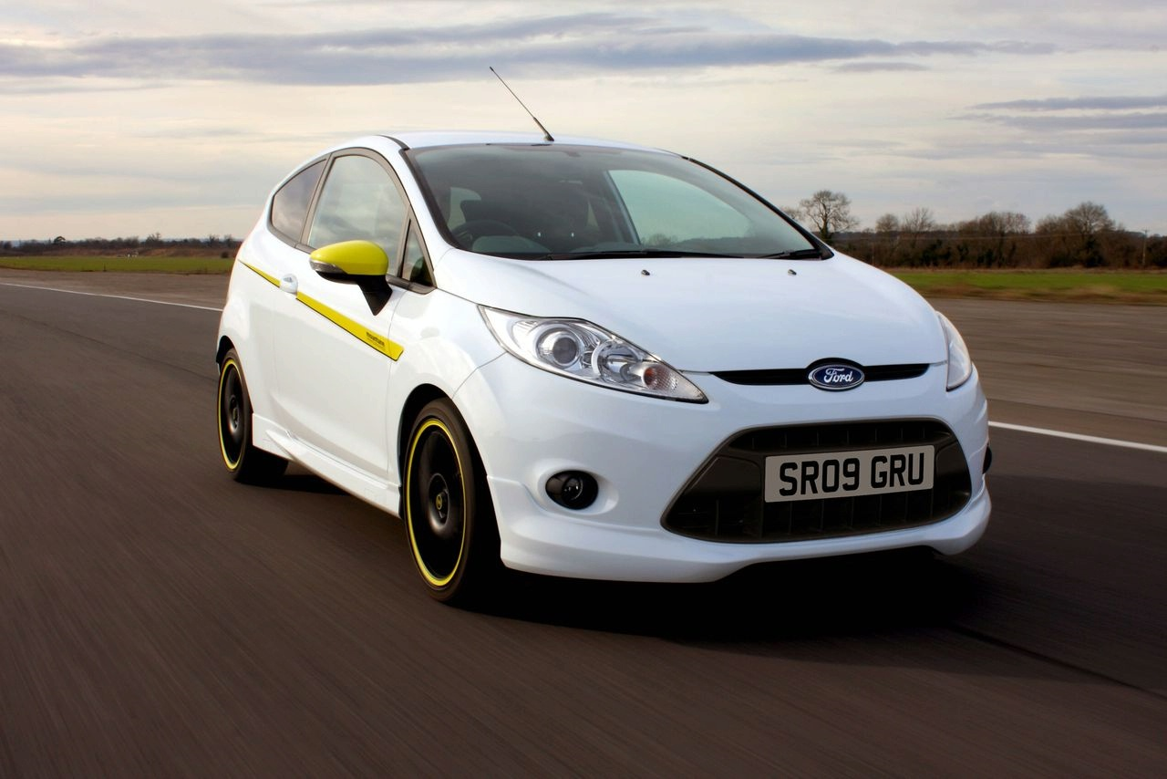 Best Selling Car Sept 2012 - Ford Fiesta