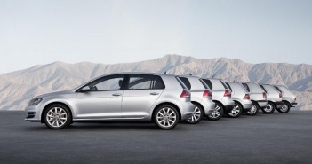 VW Golf tops our search rankings for 2012-2013