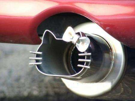 hello-kitty-exhaust-pipe