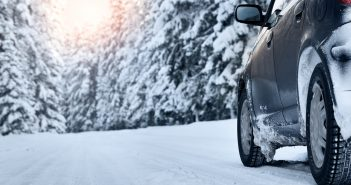 Winter is a beautiful, scenic time of the year to get out of the house and go for a drive – if you have the right car