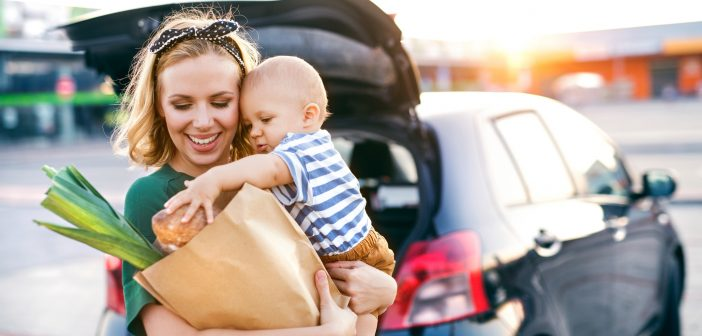 How to budget for your first family car