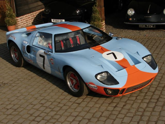 car of the week the ford gt40 aa cars. Black Bedroom Furniture Sets. Home Design Ideas