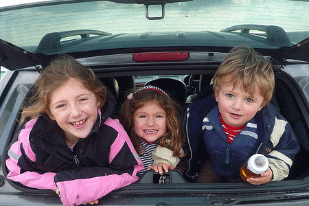 Games for Kids in Cars