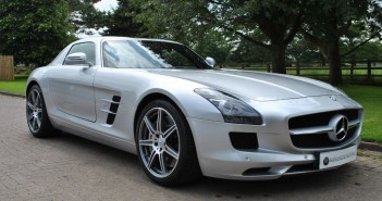 Mercedes SLS AMG - Front Right