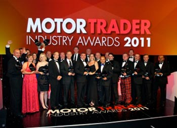 MotorTrader Industry Awards 2011