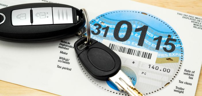 Road tax law changes