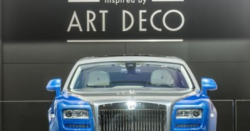 Rolls Royce Art Deco Inspired Cars Debut at Paris Motor Show
