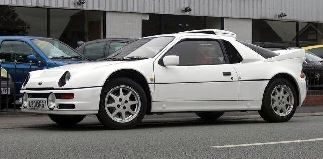 Car of the Week: The Ford RS200   AA Cars