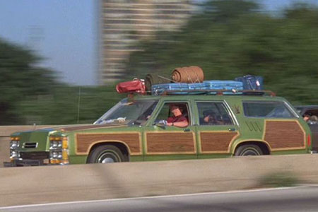 American Vaction's Ford Country Squire