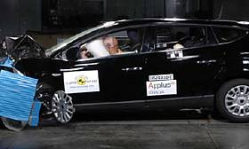 lancia thesis crash test New safety ratings for fifteen more car models four cars were awarded five stars  read more about the december 2017 crash test results.