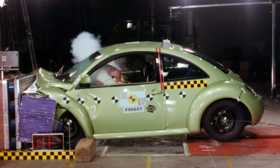 Euro NCAP : crash test results - The AA