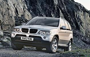 picture of bmw x5 front