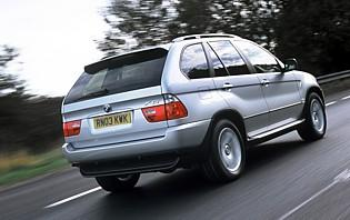 picture of bmw x5 rear