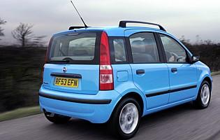 picture of fiat panda rear