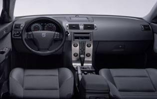 picture of volvo s40 interior