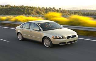 picture of volvo s40 front